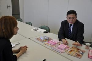 講談社こどもまつりの局長の宮本久さんにインタビュー