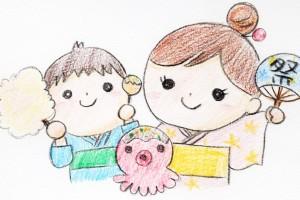 8月19日大阪府★ママとキッズの夏祭り2013