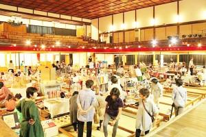 9月21日福岡県★嘉穂劇場収穫deマルシェ