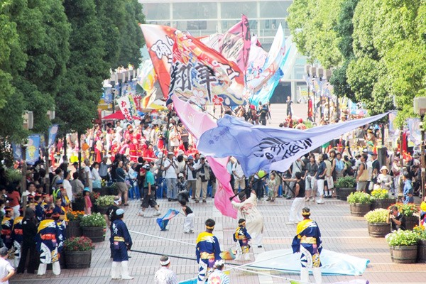 8月14日~16日東京★多摩センター夏まつり