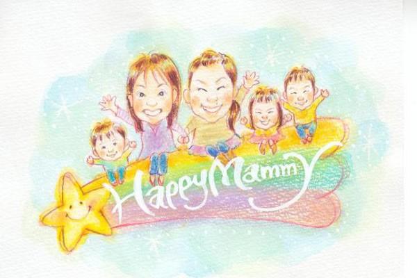 8月23日兵庫県★第5回Happy Mammy