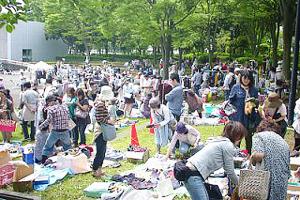 9月29日茨城県♪つくばリサイクルマーケット