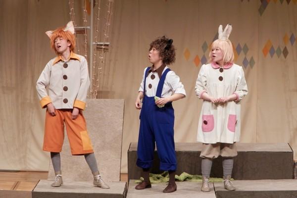 10月14日大阪府★こども劇場 演劇「ウーフ-森でみつけた不思議-」