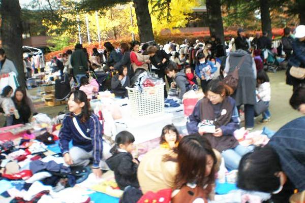 9月14日長野県★島内音文公園フライデーフリーマーケット