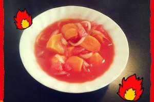『脂肪燃焼スープ』で7日間集中〝鬼〟ダイエット