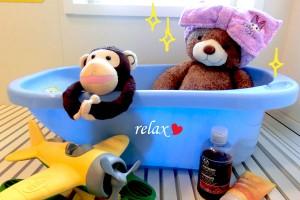 美容入浴=半身浴はもう古いママは『全身浴』が効果的!!