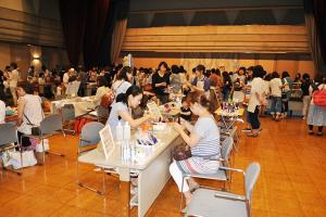 12月5日 岡山県第9回 ぱらママフェスティバル