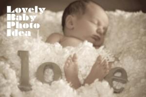愛する赤ちゃんを100倍かわいく撮るアイデア9選