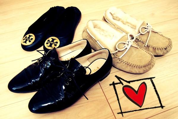 オシャレ!履きやすい!ママ向け『ぺたんこ靴』3選