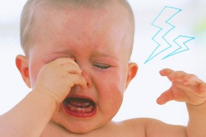 泣き止ませるカギは泣き声!赤ちゃんの『泣き分け』5つ