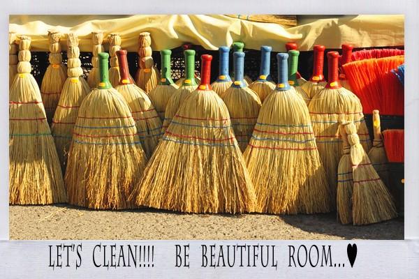 子育て家庭にメリットたくさん!昔ながらの『ほうき掃除』