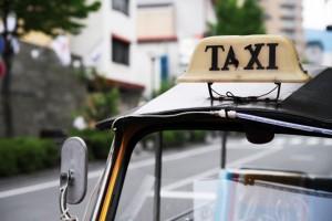 プレママ必見!いざという時の『陣痛タクシー』