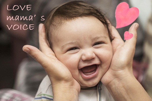 子どものストレスには『ママの声』が特効薬だった!
