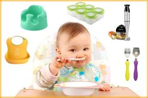 あってよかった! 離乳食時期に便利な5つのアイテム