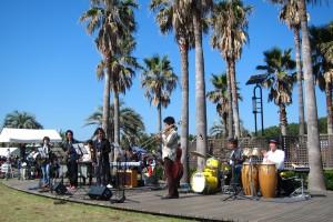 10月19日 神奈川県第17回辻堂海浜公園 秋の公園まつり