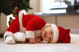 子どもにさせたいクリスマスコスプレまとめ【ベビー編】