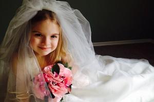 子どもと一緒にお呼ばれした結婚式 注意しておきたいマナーとは?