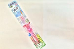 西松屋で売ってる『歯磨き粉がいらない歯ブラシ』がオススメ!
