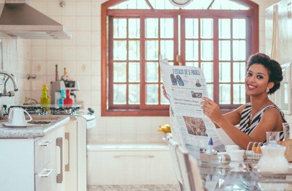 キッチン周りをおしゃれにしたい!生活感を隠すアイディア
