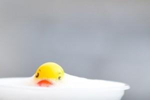 風邪で熱のある子がお風呂に入るメリットと注意点とは?