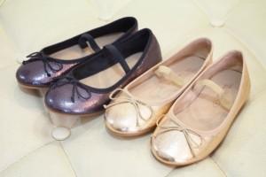 素材感&デザインは大人用顔負け!『ZARAキッズ』の靴が激カワ