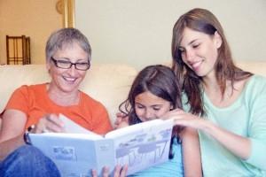 読み聞かせは『させる』方が良い!子どもの成長を加速させる音読のメリット