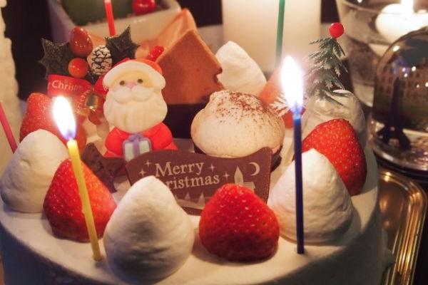子どもが喜ぶ!キャラ系クリスマスケーキ15選