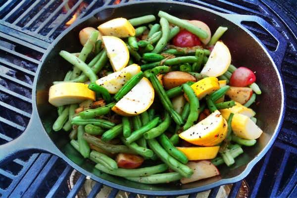 『ニトスキ』がおしゃれすぎる!ニトリのスキレットで作る簡単素敵レシピ