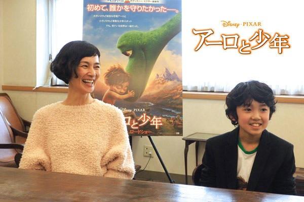 安田成美さん×『アーロと少年』に学ぶ!働くママの育児のコツ (後編)