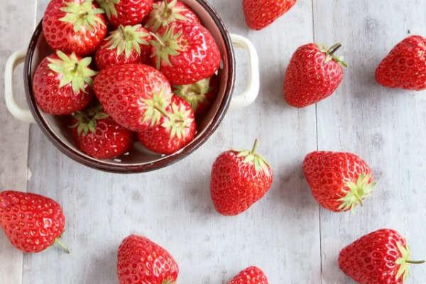 イチゴの本当の旬は4月~5月!露地栽培のイチゴを楽しもう