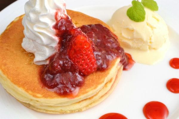 もっちりふわふわ♪無印良品の『米粉パンケーキ』がおいしい!