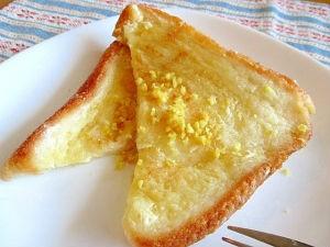 トースト アレンジレシピ7