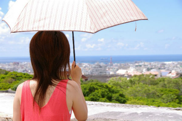 目的によって変えるべき!『日傘』の正しい選び方で紫外線をシャットアウト