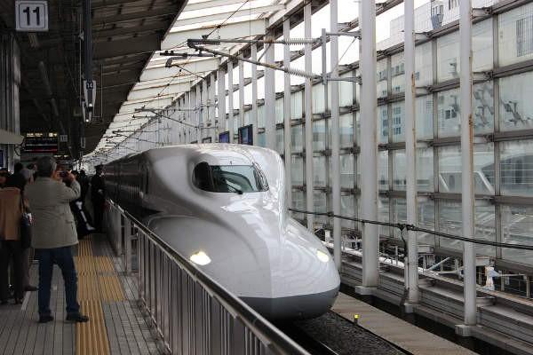初めての赤ちゃん連れ旅行、東海道新幹線 は『11号車』を確保せよ!