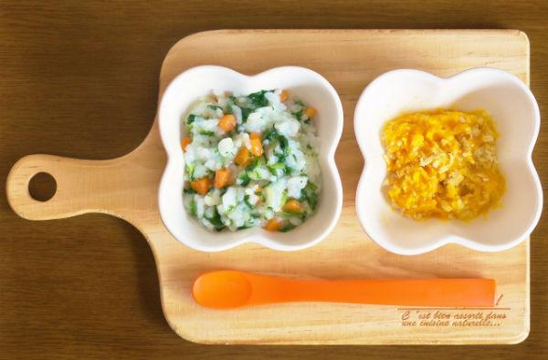 赤ちゃんにも旬の野菜を!初めてでも簡単な『かぼちゃ』の離乳食レシピ