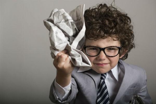 叱られてもヘラヘラしてしまうタイプの子、実は叱られベタなだけなんです