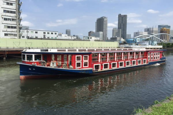 都心で気軽にクルーズ体験!子どもも大満足の『水上バス』乗船レポ