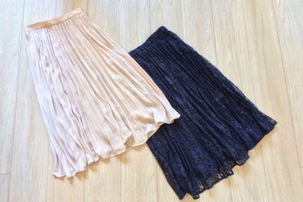 秋のママファッションは『プリーツスカート』がマスト!!