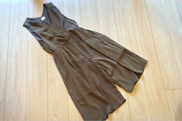 秋のママファッションを格上げするには『コンビネゾン』がおすすめ!