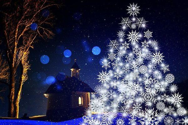 今年で見納め!5年連続ギネスに載った『USJのクリスマスツリー』がスゴイ!