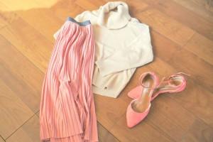春はやっぱりピンクが着たい!子どもっぽくならないピンクコーデの3つのコツ