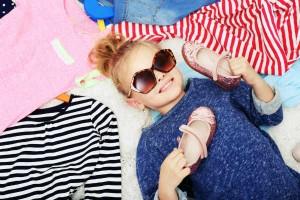 子どもが自分でコーディネートを考える!ユニクロが子ども向け『服育』サービスをスタート!