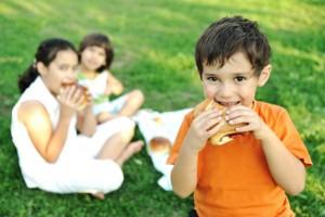 運動後30分は体づくりのゴールデンタイム!子どもの成長を効果的に促す食材を食べよう