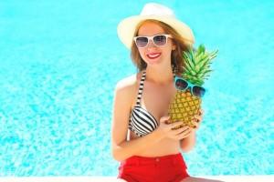 夏野菜・夏フルーツ、旬の物を味方につけて!夏の美肌対策に役立つ豆知識