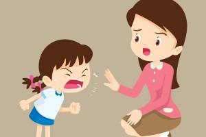 間違いを指摘されると怒りだす子供…どう対処すべき?