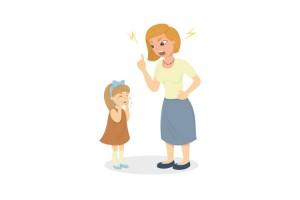 """厚労省が子供への""""愛の鞭""""に警鐘!子供の脳に与える悪影響とは?"""