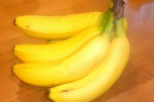 懐かしのバナナダイエット!ちょっとアレンジするには?
