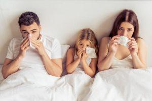 インフルエンザの予防にはアルコール除菌! 手洗い・うがいだけでは不充分!?