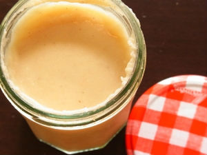 りんごバターのレシピ