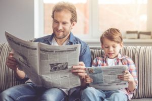 活用法も魅力的!子供の学びを深める『小学生新聞』を読もう!
